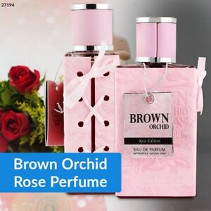 64e56d8a4 Brown Orchid Rose Edition Edp for Women Limited Edition fragrance ...