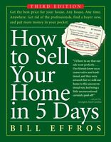 How To Sell Your Home In 5 Days (3rd Edition) on sale