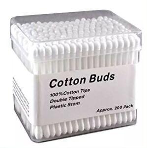 Cotton Buds x200