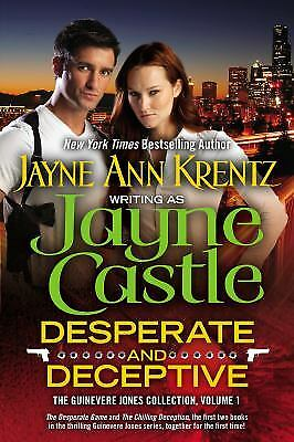 Desperate and Deceptive : The Guinevere Jones Collection Volume 1