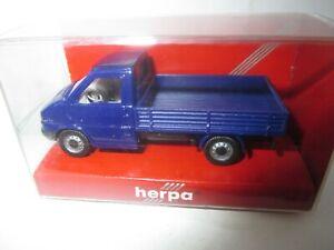 Herpa-1-87-H0-Einsatzfahrzeuge-PKW-Transporter-Neuwertig-m-OVP-WM9589