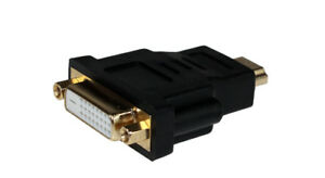 Adapter-HDMI-A-auf-DVI-D-24-1-Buchse-Monito-HDMI-Port-Notebook-PC-Computer