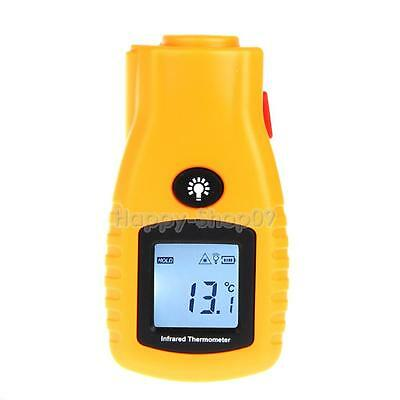 Non Contact LCD Digital Laser Piont Temperature Meter Infrared Thermometer  v#h9
