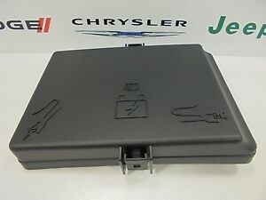 15 16 dodge challenger new fuse box cover tipm cover mopar factory isuzu fuse box image is loading 15 16 dodge challenger new fuse box cover
