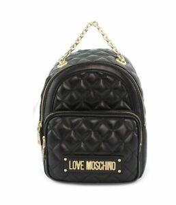 0635e80be1 Moda Zaino Love Moschino Donna Nero - Jc4006pp17la0000 | Acquisti ...