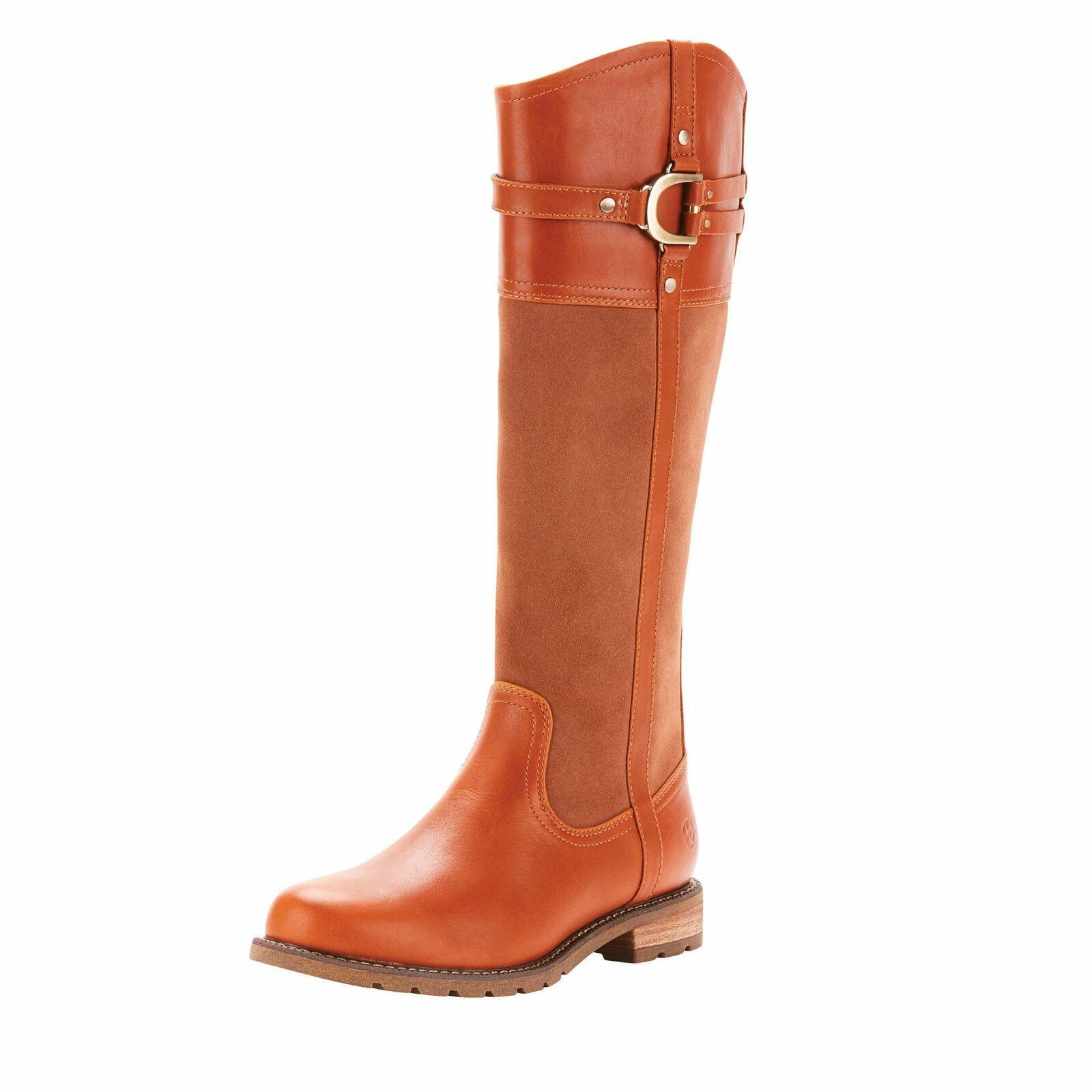Ariat Loxley H2o Damen Stiefel Country Stiefel - Honeycomb Alle Größen