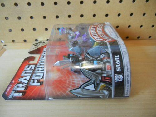 Transformers Robot Heroes Universe RARE Wave 4 SNARL /& SHARKTICON Gnaw Slag