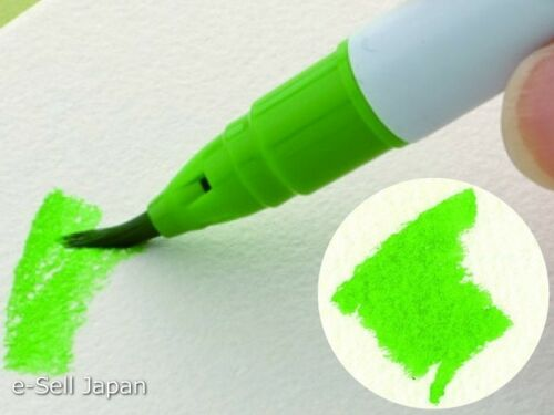 KURETAKE ZIG Clean Color Real Brush RB-6000AT-48V 48 colours Manga Anime