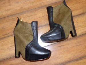 f6f5f7a5d14b SAM EDELMAN ~ New! Woman s Size 9 ~ ZOE 2 Leather MOTO Platform ...
