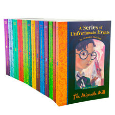 Lemony Snicket A Series of Unfortunate Events 13 Books Set Pack Best