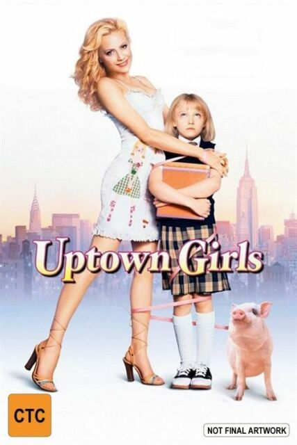 Uptown Girls (DVD, 2005) very good condition