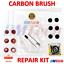 thumbnail 1 - REPAIR KIT ABS Pump Motor 10.0212 / 10.0961 5DF0 5DF1 Carbon Brushes Refurb