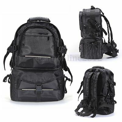 Multifunctional Travel Backpack Padded Camera Case Bag For Canon Nikon Sony DSLR