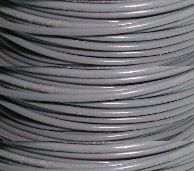 Grey 16.5v 1.00mm Thin Wall Wire//Cable Choose Your Length