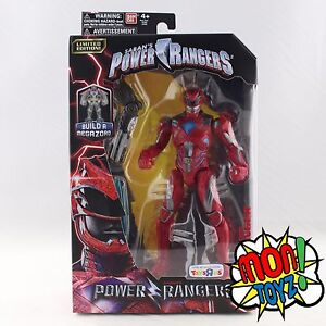 Red-Ranger-Power-Rangers-Movie-Edition-Action-Figure-NIB-NEW-HTF-Limited-Edtion