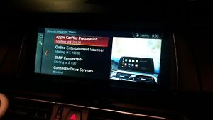 Details about Bmw F10 F11 f15 F20 F30 F31 NBT EVO + ATM RETROFIT   Carplay,Screen mirroring