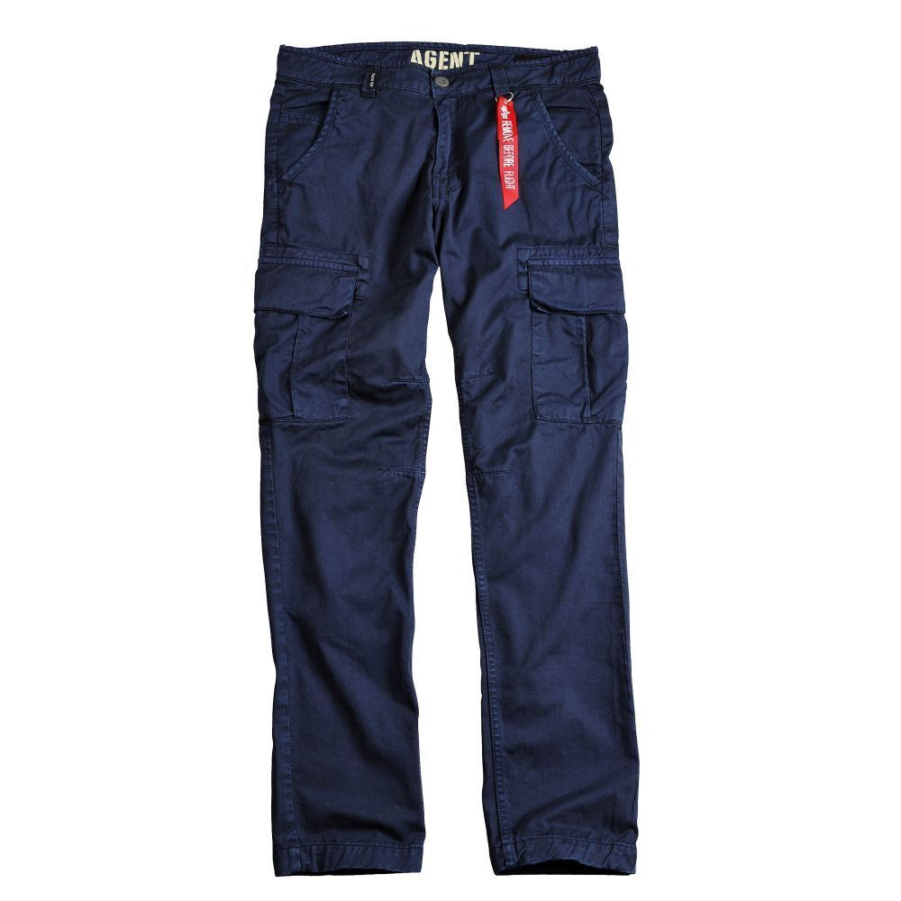Alpha Industries Hose Agent repl. bluee