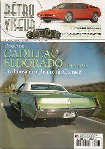 RETROVISEUR-300-DOSSIER-CADILLAC-ELDORADO-1967-1978-BMW-M1-STUDEBAKER-AVANTI-2pl