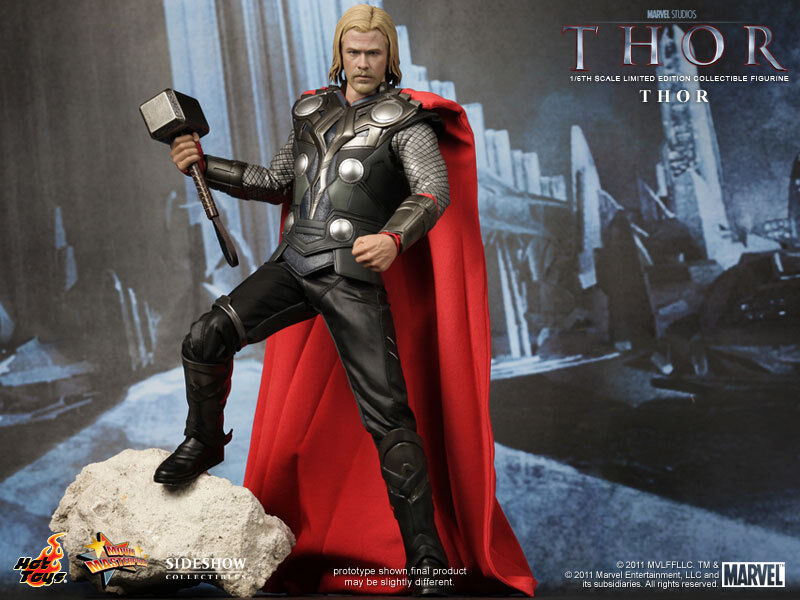 Caliente Caliente Caliente giocattoli Thor  Movie Masterpiece    901864 SEALED MMS 175 f46a27