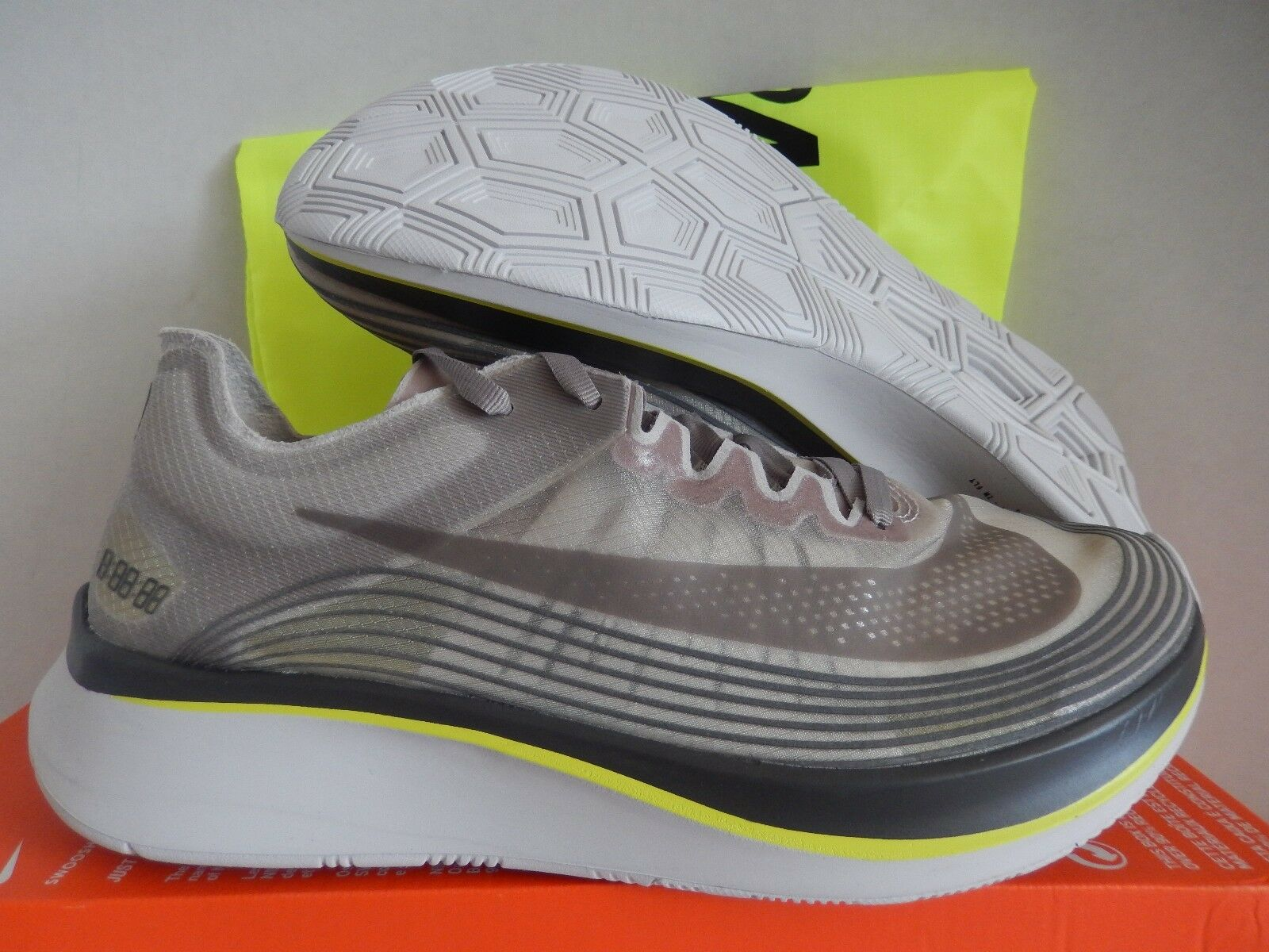 MENS NIKELAB ZOOM FLY SP SEPIA STONE-SEPIA STONE Price reduction Casual wild