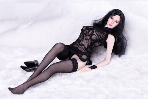 1//6 Lace Dress Lingerie Stockings Set for 12/'/' female figure Phicen TBLeague