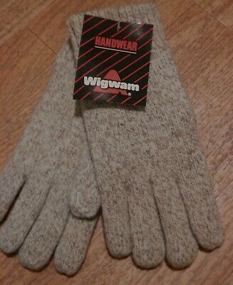 RJM Women/'s Knitted Thinsulate Lined Gloves GL137