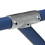 thumbnail 39 - Key Clamp Handrail System - Connectors Pipe Tube Q Fittings Railings Steel Tube