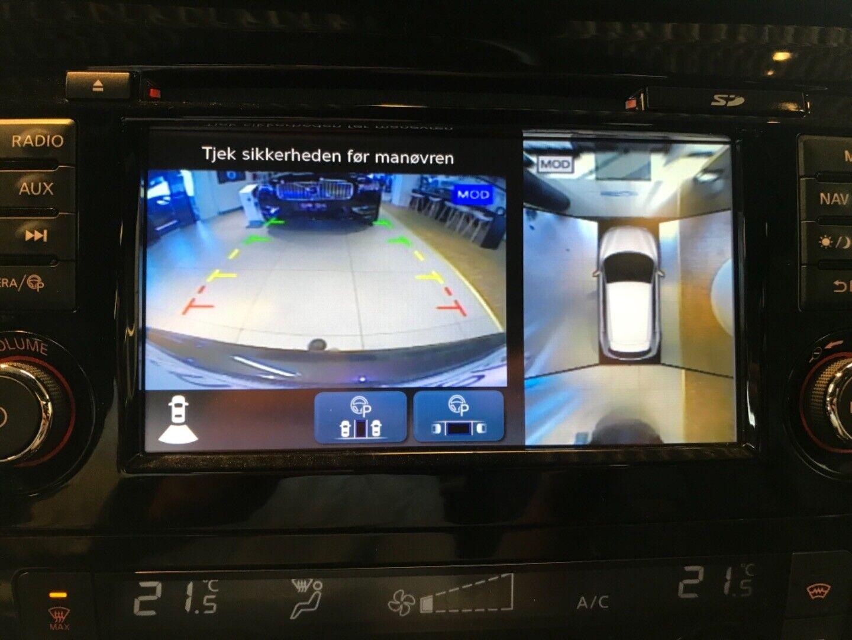 Nissan Qashqai 1,5 dCi 110 Tekna+ - billede 9