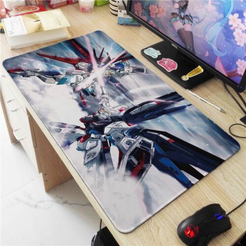 Anime Gundam UC UNICORN Oversize Mousepad Play Mat Game mat 40X70cm #D23d