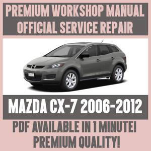 WORKSHOP-MANUAL-SERVICE-amp-REPAIR-GUIDE-for-MAZDA-CX7-2006-2012