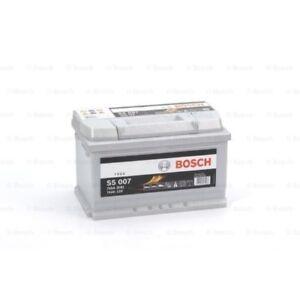 1 Starterbatterie BOSCH 0092S50070 S5 AUDI FIAT FORD OPEL PORSCHE RENAULT SEAT