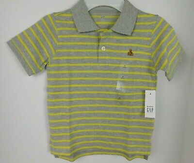NWT Gap Boy/'s Crew Gap Logo Sweatshirt Grey Small NEW MSRP $35 Free Shipping
