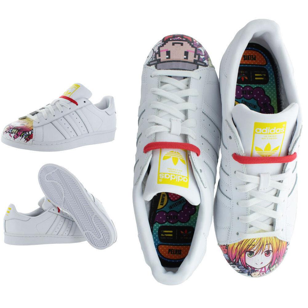best Adidas Superstar X Pharrell Williams Hombre Superstar Adidas Supershell Sneakers 6b9716
