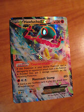 NM HAWLUCHA EX Pokemon Card XY FURIOUS FISTS Set 64/111 Ultra Rare X Y 130HP TCG