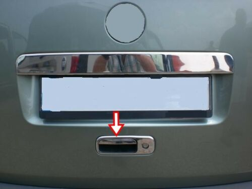 VW CARAVELLE MULTIVAN t5 2003-2010 Chrome Rear Door Handle 2pcs Stainless Steel