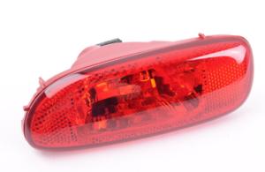 MINI NEW GENUINE COOPER S R56 R57 06-10 REAR BUMPER O//S RIGHT FOG LIGHT 2751708