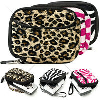 Animal Fur Camera Cover Sleeve Pouch Case For Samsung Smart Dv150f Dv300f St150