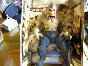 X-Plus 12 inch CYCLOPS Rare 2-horn-new-Ray Harryhausen-Sinbad Movie