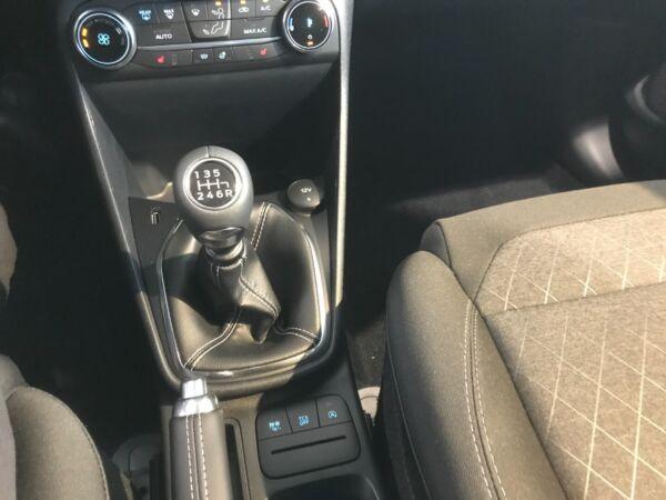 Ford Fiesta 1,0 EcoBoost mHEV Active billede 11