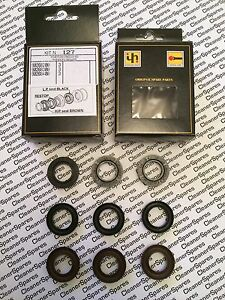 Interpump KIT 127 Pump Seal Kit For 18mm Pistons (w112 w140 w154 etc KIT127)