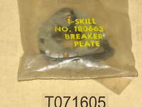 Genuine Skill 180663 Points Contact Set Ignition Breaker Plate Chainsaw