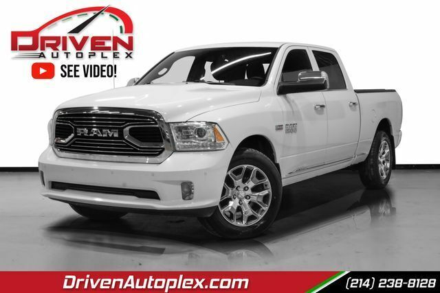 2017 RAM 1500 Laramie Longhorn Pickup 4D 6 1/3 ft