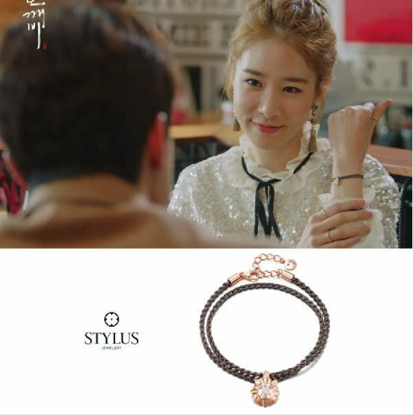 Stylus Jewelry Silver Bracelet Dokebi Korea Drama Gong Yu Inna Sliver925 Ebay