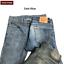 Vintage-Levis-511-Slim-Fit-Levi-039-S-Reissverschluss-Herren-Denim-w30-w32-w33-w34-w36-w38 Indexbild 11