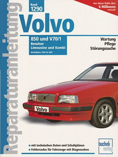 Automobilia VOLVO 850 & V70/1 1992-2001 Reparaturanleitung ...