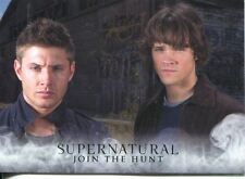 Supernatural Seasons 1-3 Komplett 72 Karten Basis Set