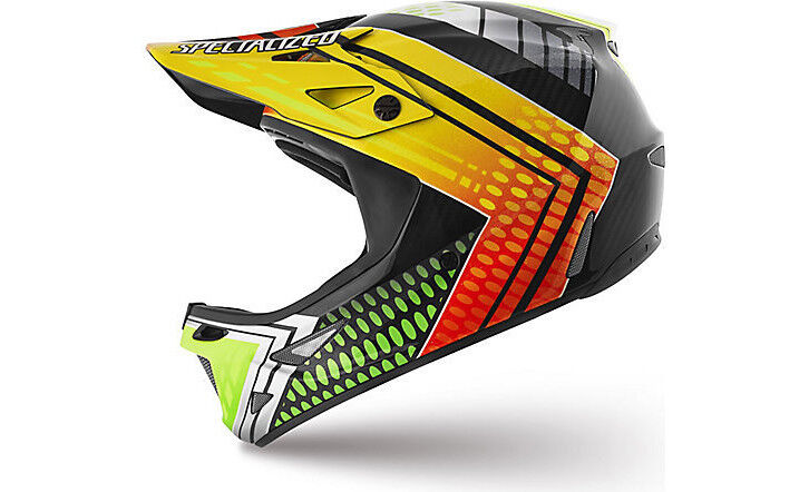 Specialized DISSIDENT DH Helmet TROY BROSNAN Signature - NEW  XLarge