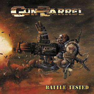 GUN-BARREL-Battle-Tested-Ltd-Digibook-CD-Bonus-Tracks-Kick-Ass-Rock-039-n-039-NEW