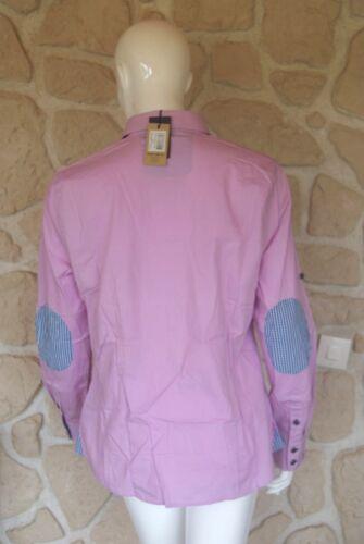 Marque Taille Chemise tiquett Rose Dubarry Uk Neuve 14 40 Eur Ra6xpU
