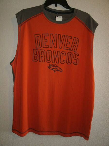 NWT Denver Broncos ~ Sz XLarge ~TX3 Cool Shirt ~ Official NFL Team Apparel 39bf950ae
